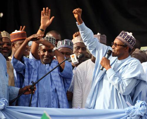 Buhari waiting for clean candidate as running mate