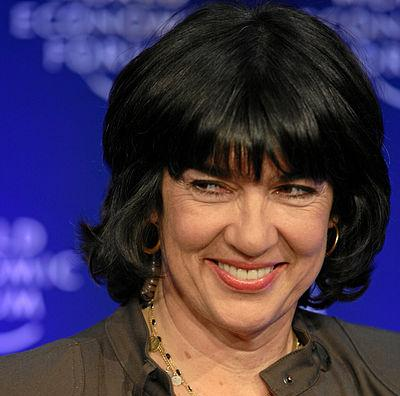 Chirstiane Amanpour identified as head of interest group working against Nigeria