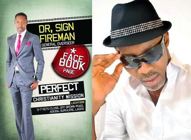 Emergency probe into the real identity of Pastor Dr Sign Fireman