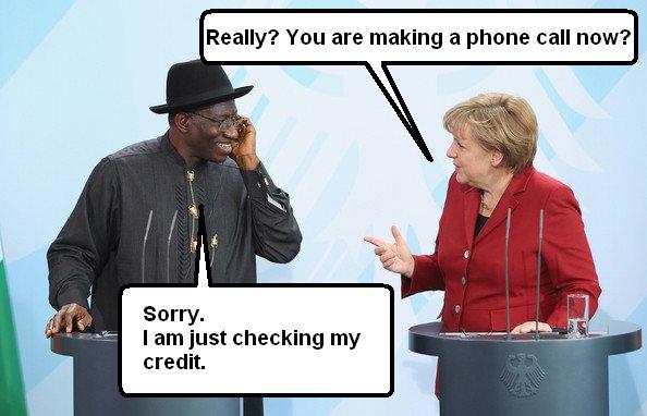 President Jonathan In Secret Illuminati Plot To Make