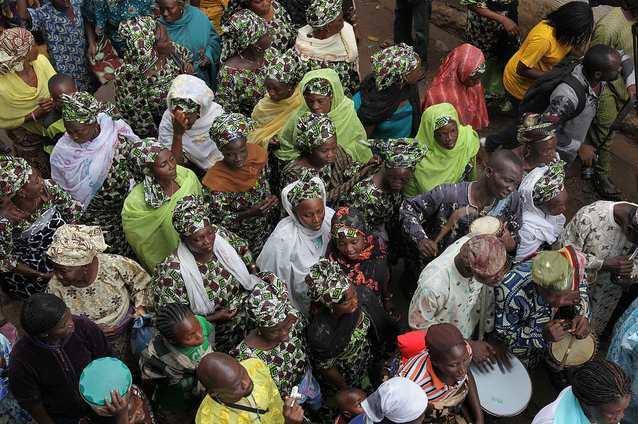 Lagos State to tax Aso Ebi