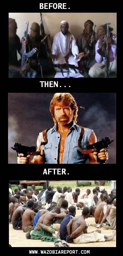 State of Emergency: America sends Chuck Norris