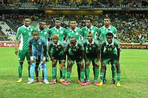 We allowed Nigeria to beat us says Mali