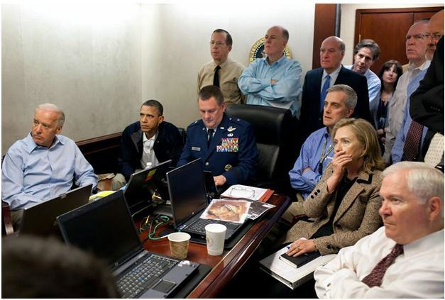 US Situation room